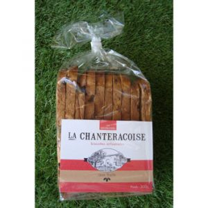 Biscottes aux fruits la Chanteracoise