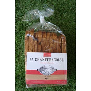 Biscottes aux fruits la Chanteracoise