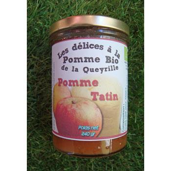 Compote Pomme Tatin Les Simples de Sophie