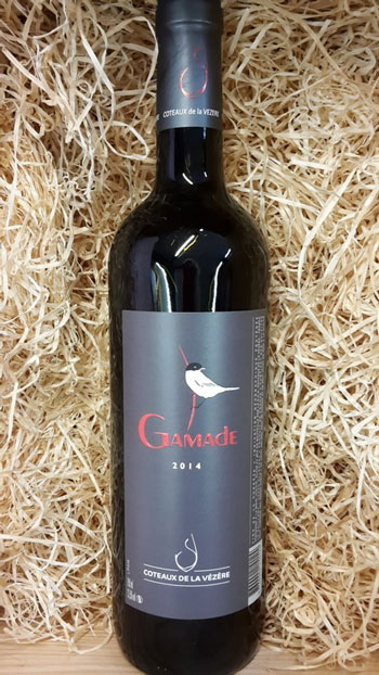 Vin Gamade Rouge