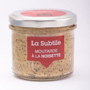 Moutarde à la Noisette 110g