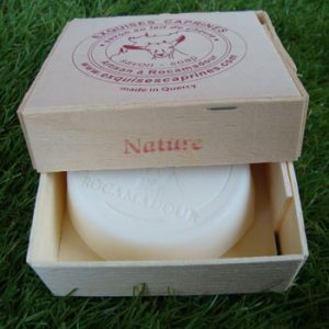 Savon au lait de chèvre nature
