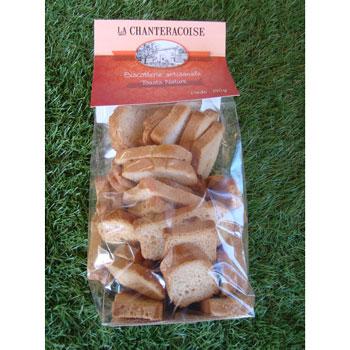 Toast nature la Chanteracoise