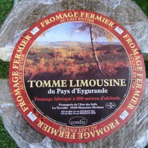 TOMME LIMOUSINE FONDATION JACQUES CHIRAC