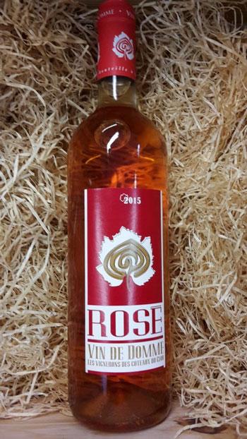 Vin de Domme Rosé