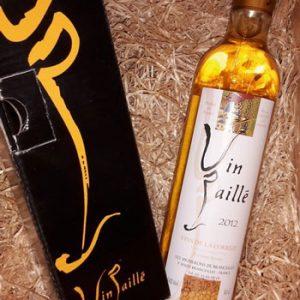 Vin Paillé Blanc