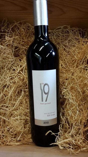 Vins 19 rouge
