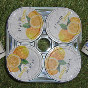yaourt citron la laiterie de Lily